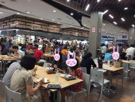 เซ้งร้านขายอาหารในฟู๊ดคอร์ท @ห้างดังฯแถวสี่แยกราชประสงค์