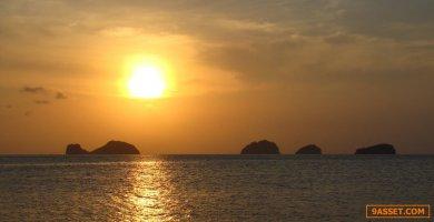 ที่ดิน ติดทะเล เกาะสมุย 2 ไร่ 3 งาน 56 ตารางวา ราคา 43,350,000 บาท (ไร่ละ 15,000,000 บาท)