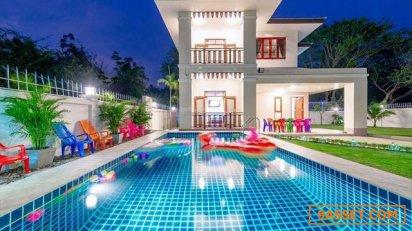 ขายบ้านสวย 2 ชั้น ในตัวเมืองหัวหิน พร้อมสระว่ายน้ำ ขายพูลวิลล่าหัวหิน