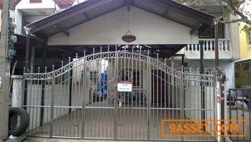 ขายบ้านมือสอง ทาวน์โฮม หมู่บ้านเบญจทรัพย์นคร โครงการ 1 ซอย 8 เจ้าของขายเอง