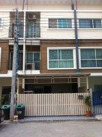 ขายบ้าน ทาวโฮม3ชั้น. ราคา 3,999,999 บาท