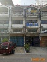 BD00085 ขาย หมู่บ้าน ดี.เค.กาญจนาภิเษก  ซอย ดี เค 9 อาคารพาณิชย์ 3.5 ชั้น ถนนกาญจนาภิเษก