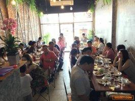 เซ้งด่วน ‼️ ร้านอาหาร เน้นกุ้งแม่น้ำ ลูกค้าเยอะ @อ.ลำลูกกา จ.ปทุมธานี