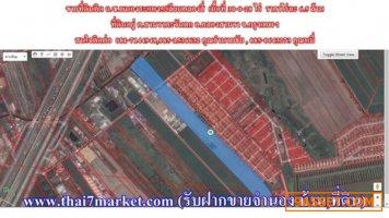 ขายที่ดินติด ถ.ซ.หนองระแหง5 เนื้อที่ 30-0-28 ไร่  ราคาไร่ละ 6.5 ล้าน
