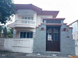ขายบ้านเดี่ยว 2 ชั้น หมู่บ้านเฟื่องสุข2 เนื้อที่ 90.10 ตรว.