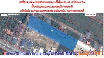ขายที่ดิน ถ.ทางหลวงแผ่นดินหมายเลข346 เนื้อที่ 5-0-35.3 ไร่  ราคาไร่ละ 5 ล้าน