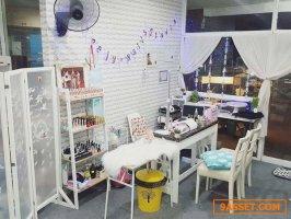 เซ้งร้านทำเล็บ นักศึกษาเพียบ @ใน มหาวิทยาลัยขอนแก่น (ฝั่งหลังมอ)