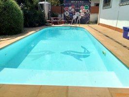 ขายถูกๆบ้านน่าอยู่พร้อมสระว่ายน้ำสวยคุ้มค่าแน่นอนพร้อมหิ้วกระเป๋าเข้าอยู่ สนใจโทรมา