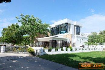 ขายบ้านพักตากอากาศ บ้านหลังใหญ่ตกแต่งสวยพร้อม Hua Hin seaview ติดทะเลเดินเพียง 200 เมตร