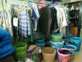 เซ้งด่วน‼️ ร้านซักรีด พร้อมแฟรนไชส์+อุปกรณ์ @ ลำลูกกาคลอง 3