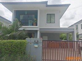 62654 ขาย บ้านเดี่ยว 2 ชั้น หมู่บ้าน พฤกษา ดีไลท์ บางนา-ศรีนครินทร์  50 ตร.ว.
