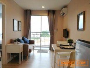 A64-044 ขาย คอนโด พลัมคอนโด โชคชัย 4 (Plum Condo Chokchai 4) ตึก B ชั้น 5 ขนาด 24.48 ตร.ม. 1 ห้องนอน 1 ห้องน้ำ