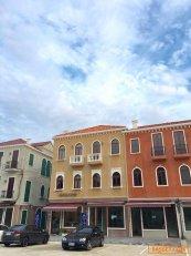 ขาย/ให้เช่า อาคารพาณิชย์ - โฮมออฟฟิศ  โครงการเวนิส ดี ไอริส สไตล์อิตาลี ย่านวัชรพล เพื่อดำเนินธุรกิจและพักอาศัย ใกล้รถไฟฟ้า BTS