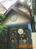ทาวน์เฮ้าส์ 2 ชั้น หมู่บ้านอัญชลี ตำบลท่าทราย อำเภอเมือง นนทบุรี 22 ตรว.