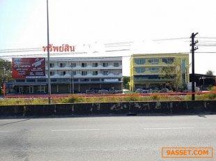 ขายอาคารพาณิชย์  :    อ.บางละมุง จ.ชลบุรี (0801532451)
