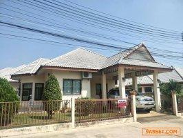 ขายบ้านพัทยา หมู่บ้านนิบาน่า ซอยเขาตาโล    (Houses for sale in Pattaya   soi Khaotalo)