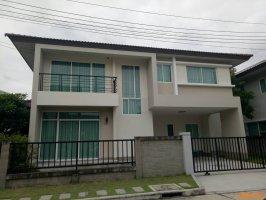 ขายบ้านใหม่ราถูกกว่าโครงการบ้านเดี่ยว คาซ่าวิลวัชระพล