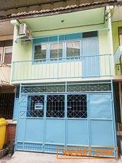ขาย ทาวน์เฮ้าส์ 2 ชั้น ประชาสงเคราะห์ 31 ทำเลดีย่าน ห้วยขวาง ใกล้ MRT สถานีห้วยขวาง