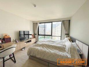 ขาย-ให้เช่า คอนโด Maestro 03 Ratchada-Rama 9 ห้องสวย วิวดี 67 ตรม ชั้น 5