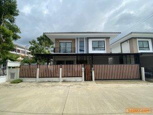บ้านแฝด2ชั้น JSP คลอง1 (หลังมุม) เจเอสพีรังสิต