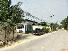 ขายโกดังพร้อมที่ดิน ชลบุรี (Warehouse with land for sale Tambon Takian Banglamung Chonburi province)