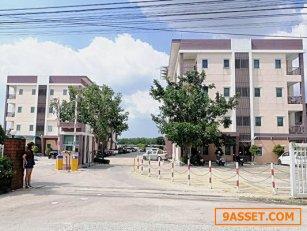ขาย อพาร์ทเม้นท์ 2 อาคาร บนพื้นที่ 4 ไร่ มาบยางพร ปลวกแดง ระยอง
