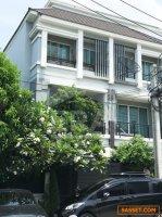 ทาวน์เฮ้าส์ ม.บ้านกลางเมือง พระราม9-รามคำแหง เนื้อที่ 36.1 ตร.ว.