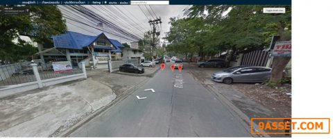 ขายที่ดิน  เนื้อที่ 120 ตารางวา ติดถนนเรวดี อ.เมือง จ.นนทบุรี เหมาะทำกิจการต่างๆเช่นอพาร์ทเม้นท์