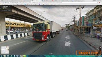 ขายที่ดินติดถนนรามอินทรา  3-0-14 ไร่ ห่างจากห้างแฟชั่นไอส์แลนด์  400เมตร
