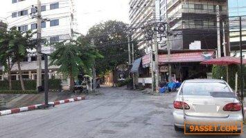 C0218 ขายที่ดิน 223 ตารางวา ซอยวิภาวดีรังสิต 6 ใกล้มหาวิทยาลัยหอการค้าไทย