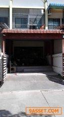 S00071 ขายทาวน์เฮ้าส์ 2 ชั้น 2 ห้องนอน 2 ห้องน้ำ หมู่บ้านทานตะวัน ใกล้อุโมงกลับรถบิ๊กซีดอนจั่น