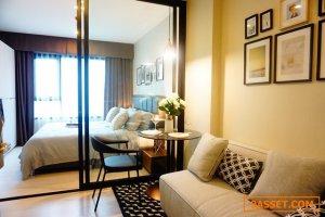 ขาย คอนโด ไลฟ์ อโศก ห้องดีไซน์สวย ใกล้ MRT เพชรบุรี และ Airport Link มักกะสัน