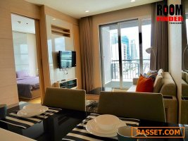 (เช่า) FOR RENT THE ADDRESS ASOKE / 1 bed / 45 Sqm.**28,000** NEAR MRT PETCHABURI