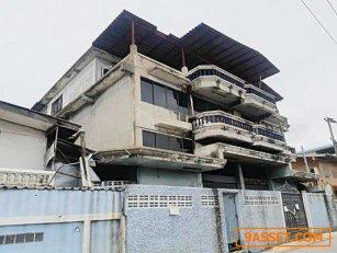 ขาย อาคารสำนักงาน ซอยกองพนันพล ถนนเอกชัย-บางบอน ทำเลดี ราคาถูก