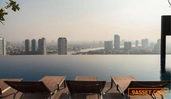FOR RENT One Bedroom Condo Urbano Absolute on 34th Floor 38 sqm