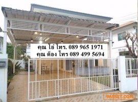 ROD(K)-0997 ให้เช่าบ้านเดี่ยวหมู่บ้าน INIZIO Rangsit Klong3 ใกล้ Future  - คุณ ด็อง โทร 089 499 5694