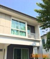 ROD(K)-0996 ให้เช่าบ้านเดี่ยวหมู่บ้าน INIZIO Rangsit Klong3 ใกล้ Future - คุณ ด็อง โทร 089 499 5694