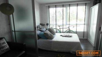 SOD(K)-0242 ขาย dCondo Campus Resort Bangna ใกล้ ABAC ราคาถูก