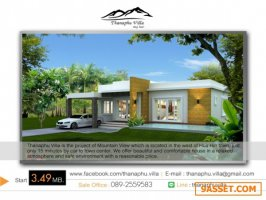 โครงการธนภู วิลล่า Thanaphu Villa