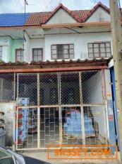 ขาย บ้านแฝด ติดถนนเมน ม.เพชรเกษมธานี 96 ตรม. 16 ตร.วา ราคาถูก