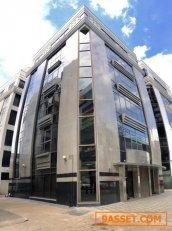 ให้เช่าอาคาร 7 ชั้น 1000 ตรม. ใกล้ BTS กรุงธนบุรี ICON SIAM ตกแต่งพร้อม มีลิฟท์โดยสาร