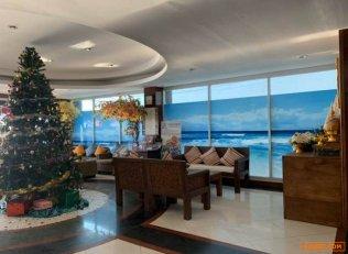 ขายโรงแรม 3 ดาว ติดชายหาดจอมเทียน จังหวัด ชลบุรี ขายพร้อมทุกอย่าง