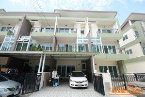 ขาย ทาวน์เฮาส์ 3 ชั้น วิวาเรี่ยม พุทธบูชา 36 พระราม 2 Vivarium Buddabucha 36 Rama II