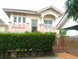 ขาย บ้านเดี่ยว ม.ภัสสร 14 บางใหญ่ 60 ตรว 4 ห้องนอน 2 ห้องน้ำ 4 ลบ.PASSORN 14 Bang-Yai Village