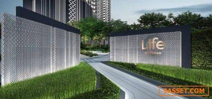 ขายดาวน์คอนโด Life Ladprao ตรงข้ามเซนทรัลลาดพร้าว ห้องมุม ชั้นสูง วิวสวย ใกล้ห้าแยกลาดพร้าว