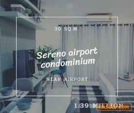 ซีรีโน แอร์พอร์ต คอนโด ใกล้สนามบินเชียงใหม่ Sereno Airport Condominium