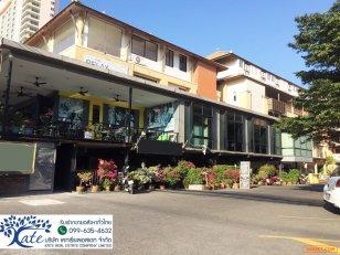 ขายโครงการโรงแรม Boutique + พลาซ่า กลางเมืองพัทยา โครงการดี เลเอาท์สวย เหมาะแก่การลงทุน  พื้นที่รวม รร.+พลาซ่า 1 ไร่ 28 ตร.วา