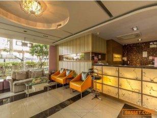 ขายโรงแรม สุขุมวิท-อ่อนนุช พร้อมใบอนุญาตโรงแรม มีห้องพักทั้งหมด 45 ห้อง