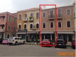 ให้เช่าอาคารพานิชย์ 3ชั้น เวนิส ดิ ไอริส สุขาภิบาล5 ใกล้ทางด่วนสุขาภิบาล5