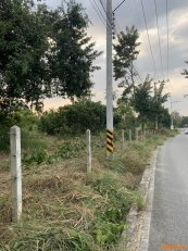 ขาย ที่ดินเปล่า ถมแล้ว ใกล้แหล่งชุมชน บางะมุง ชลบุรี